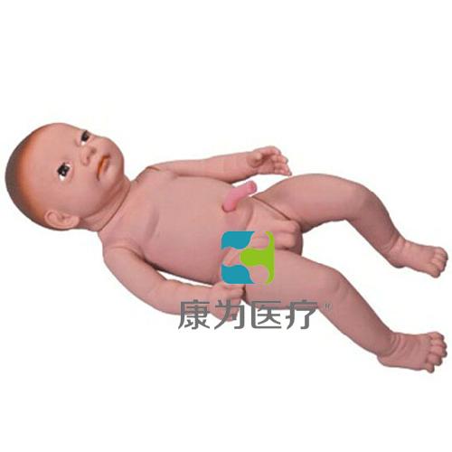 """""""康为医疗""""高级出生婴儿附脐带模型(男婴、女婴任选)"""