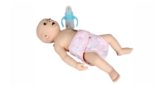 """""""康为医疗""""萨拉Sarah智能宝宝模型,萨拉Sarah仿真婴儿模型"""