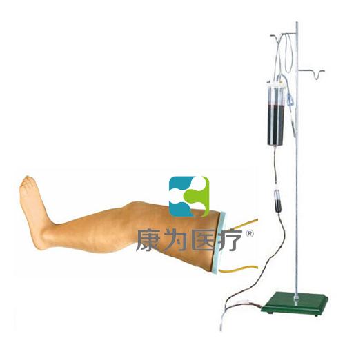 """""""康为医疗""""高级静脉输液腿模型"""