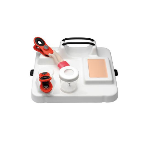 德国3B Scientific®外科缝合训练器