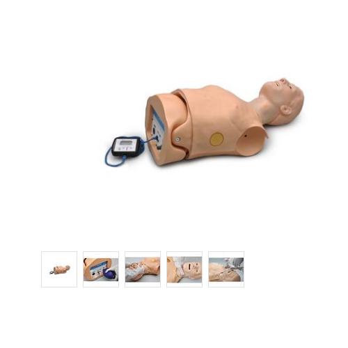 德国3B Scientific®高级心肺复苏与除颤训练模型