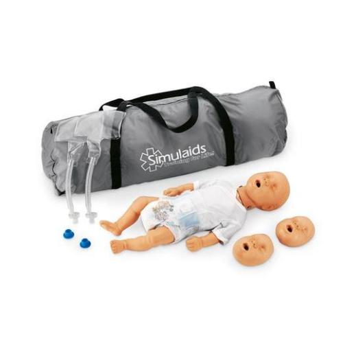 德国3B Scientific®心肺复苏(CPR)躯干模型,乳儿