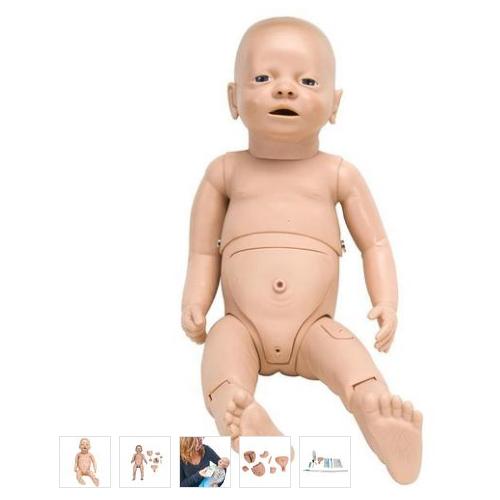 德国3B Scientific®新生儿护理模型