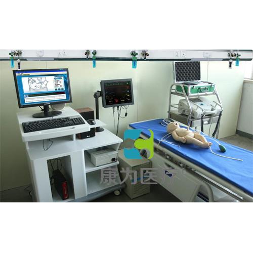 """""""康为医疗""""高智能数字化新生儿综合急救技能训练系统(ACLS高级生命支持、计算机控制)(学生机)"""