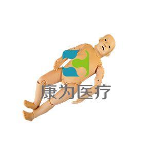 """""""康为医疗""""幼儿胸穿模型,小儿胸腔穿刺模型"""