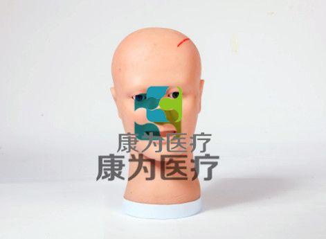 """""""康为医疗"""" 脑室引流护理模型, 脑室引流术后护理操作模型,侧脑室穿刺引流术仿真训练模型"""