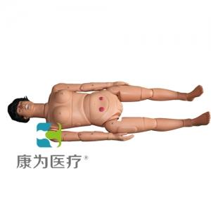 """""""康为医疗""""全功能护理人医技训练模型(女性)2016新款大赛产品"""