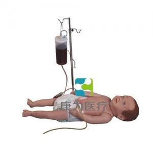 """""""康为医疗""""高级婴儿全身静脉穿刺训练模型"""