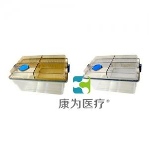 """""""康为医疗""""大鼠笼盒(内置式水瓶) KDF/CAU-1"""