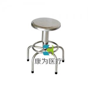 """""""康为医疗""""不锈钢工作转椅 ACG2255"""