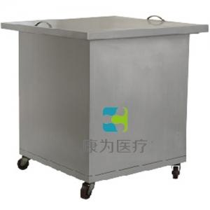 """""""康为医疗""""新型不锈钢尸体储存箱"""